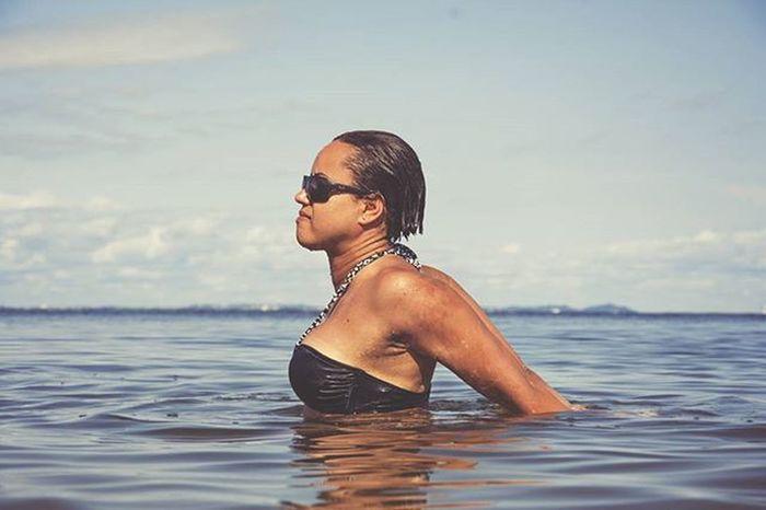 The Little Mermaid . . . . Swim Sea Water Sunny GoodTimes Beautiful Goodfriends Time Gabon Instamood Instacool Like Look Follow Bluesky