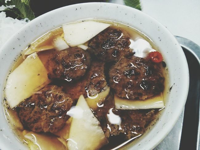 băm băm Hanoifood Foodporn In My Mouf Hanoi