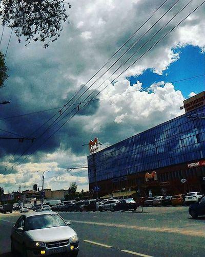 Sky Meganom 흐린하늘 Bewölkten
