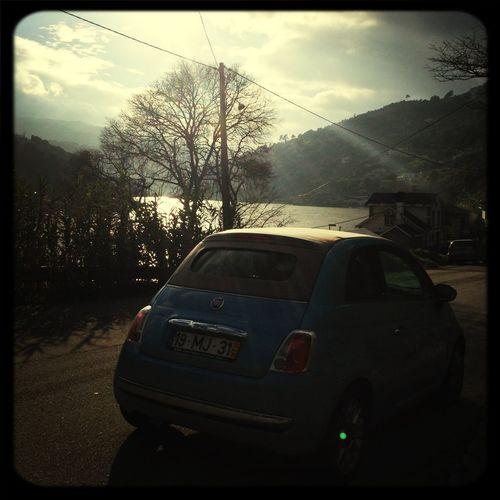 My Fiat500c ❤️❤️❤️