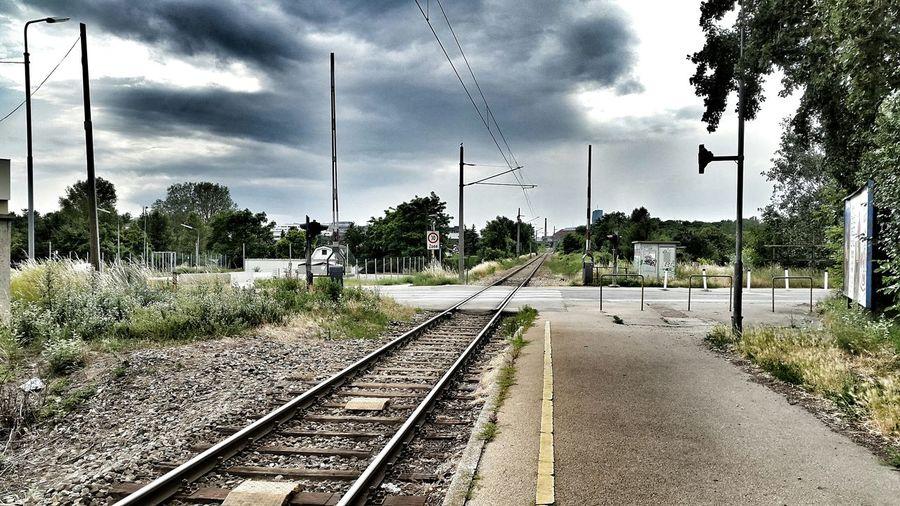 Train Train Station Zug Rail Railway Schienen Öffentliche Verkehrsmittel Puplic Transport Vienna Wien ;-)