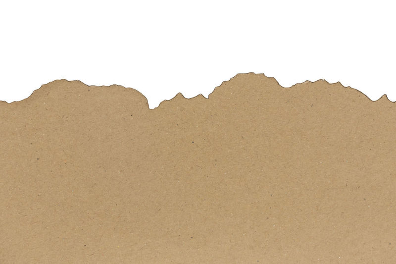 Close-up of paper over white background