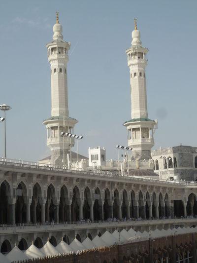 Duaa Makka R Manaret Mecca Al-mukarramah Mo'zen Mosque Prayer Prayertime Spirituality Takbir