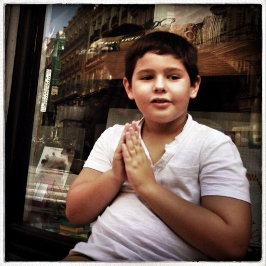 Praying Children Streetphotography Oggl