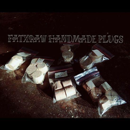 Craft craft craft! Arau Maple Wood Plugs Plugsforlife Samarinda Indonesia