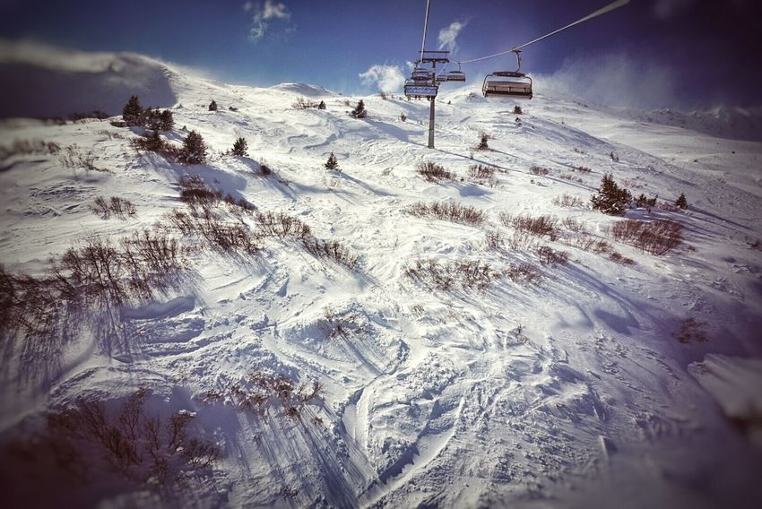 Snow Mountains Mountain View Skiing Alpine Winter Wintersaison Hanging Out Taking Photos Hello World Eye4photography  Lenzerheide Sony A6000 Switzerland Winter Landscape Winter Wonderland Wintertime Mountain_collection Sports Skiingislife Alpha6000