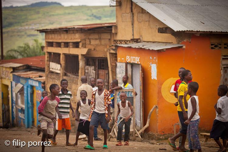 Boys Congo