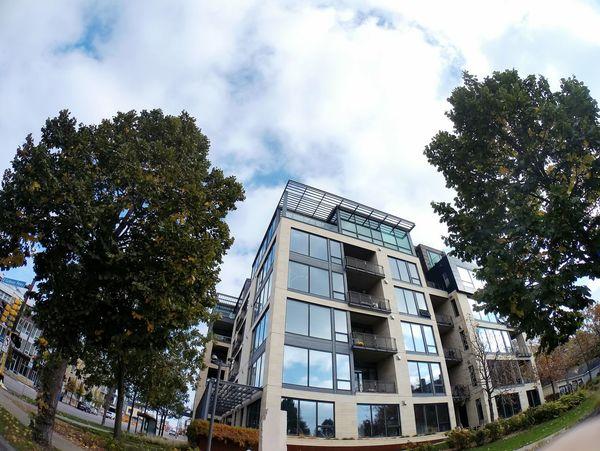 Photography Architecture Buildings & Sky Minneapolis Apartments