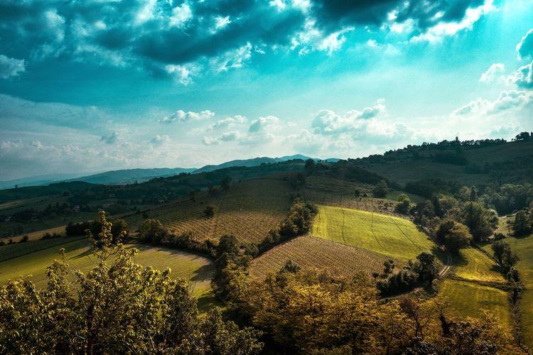 Colline Rural
