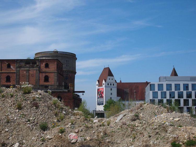 Three centuries I Love My City Ingolstadt Drei Zeitalter History