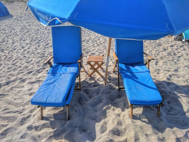 The Weekend is for the Beach Day Blue Outdoors Sand Beachphotography Seascape Tranquility Travel Destinations Travel