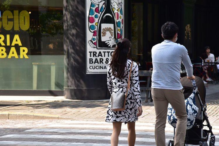 The Street Photographer - 2016 EyeEm Awards Snapshots Of Life Snapshots Snapshot Tokyo,Japan Street Marunouchi