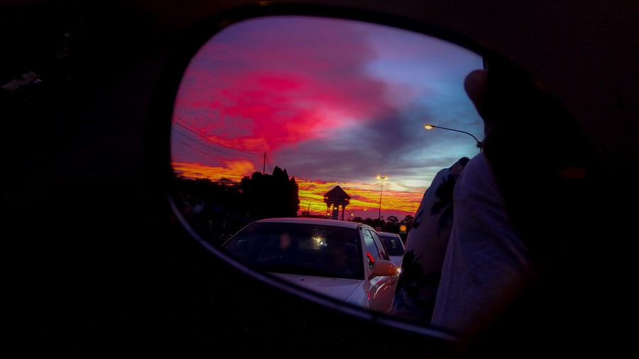 Sunset Mirror