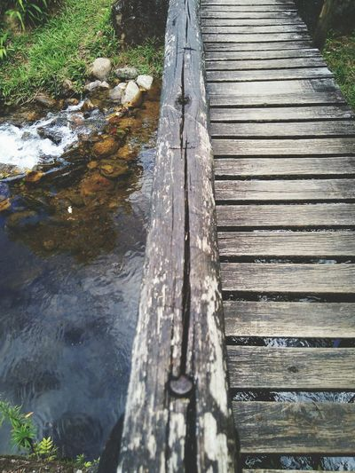 Water Day Outdoors High Angle View No People Nature Close-up River Bridge - Man Made Structure Sunlight Nature
