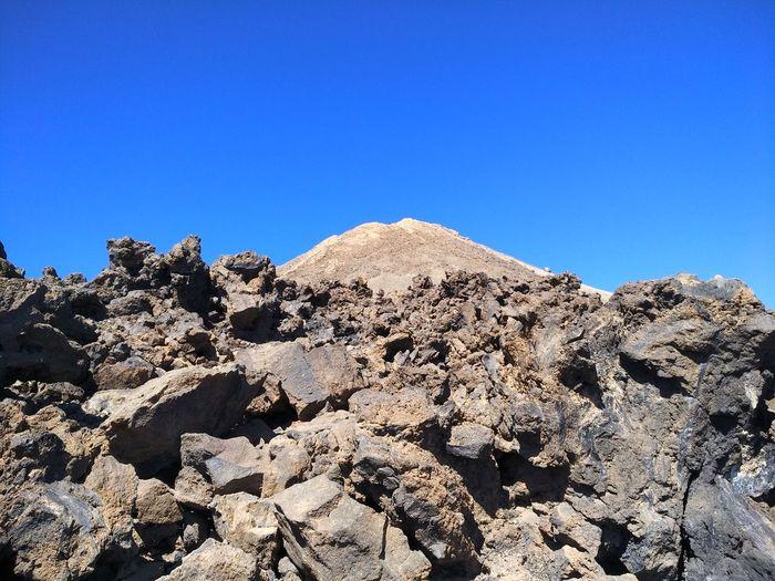 Teide Volcanic