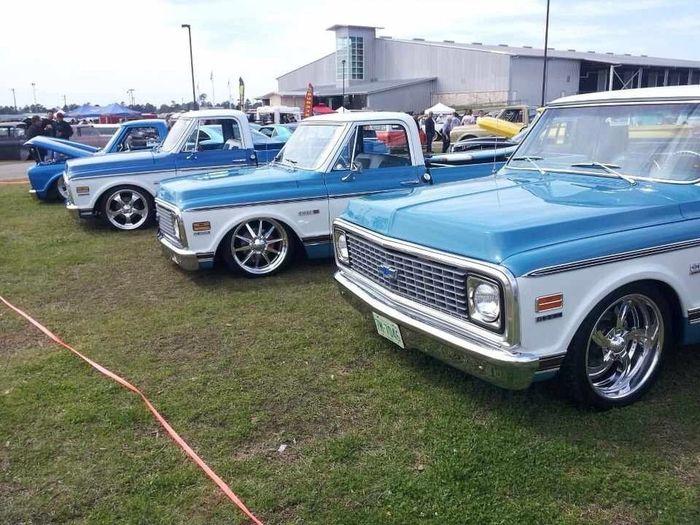 Chevys>>>> over other make trucks