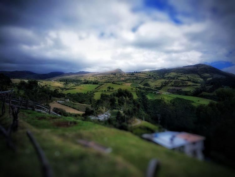 QuitoEcuador Mountain Rucu Pichincha
