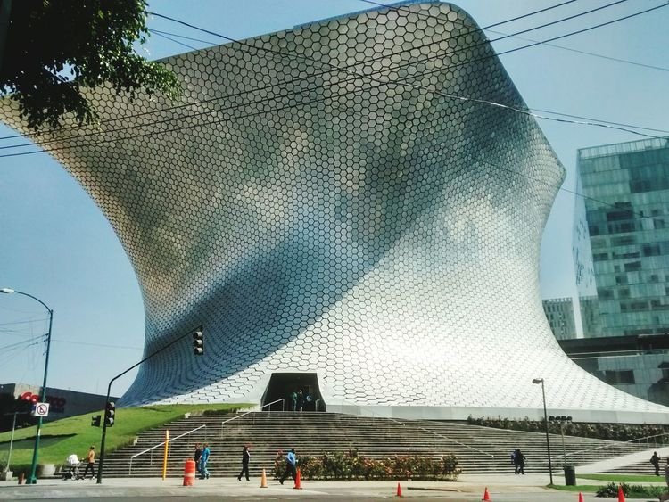 Museo Soumaya Mexico Df Art Exhibition Vacaciones🌴 Taking Photos Trip Sinfiltroporqueporsisoloeshermoso