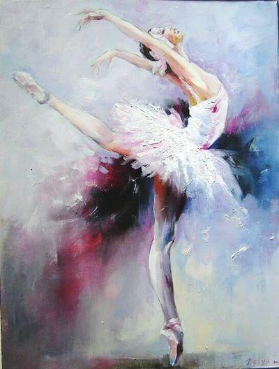 Dancing Dancer Performance Emotions Girl Power Activity