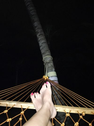 Beach Lifestyle Konkandiaries Relaxing Moments Feets EyeEm Selects Human Body Part Real People Human Hand One Person Hand Built Structure Architecture Body Part Personal Perspective Lifestyles Night Unrecognizable Person Outdoors Sky Women Nature Leisure Activity Holding Human Leg Railing
