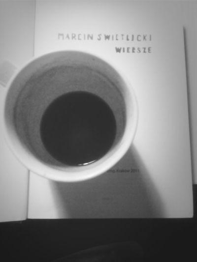 Poem świetlicki Coffee