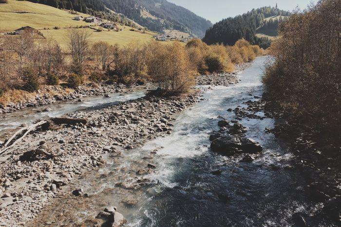 Eisakcktal Südtirol 2016 Nature Eisacktal South Tyrol River