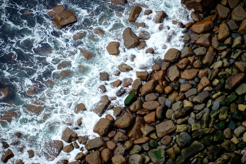 Backgrounds Beauty In Nature Close-up Day EyeEm Best Shots EyeEm Best Shots - Nature EyeEm Nature Lover EyeEmBestPics EyeEmNewHere Ireland Minimalism Nature No People Ocean Outdoors Pebble Beach Rock - Object Sea Wallpaper Water The Great Outdoors - 2017 EyeEm Awards Perspectives On Nature