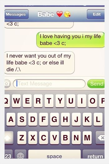 My boyfriend >>> Best Boyfriend Ever  I LOVE HIM♥ Cute I Miss Him :(