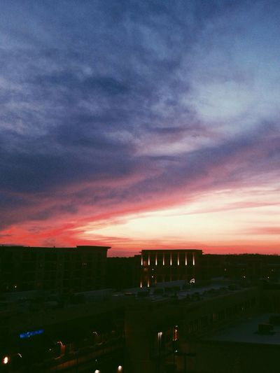 Brookhaven Sunset