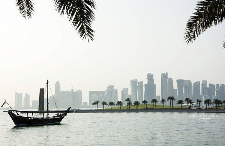 Doha,Qatar Doha#City#❤ Doha_photography Landscape_photography