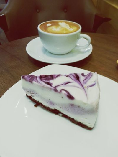 Desserie sweet cafe Cheesecake Coffee ☕ Bekery Love Bangkok Thailand.