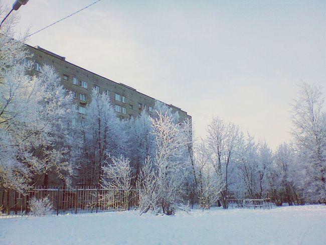 Россия! Winter