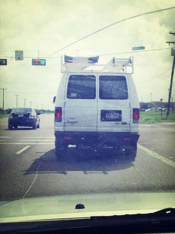 Saw a working van with a Texas State decal driving in front of me earlier. Sure made me smile big since we're nowhere near the hill country. It's ALWAYS a great day to be a Bobcat! :)