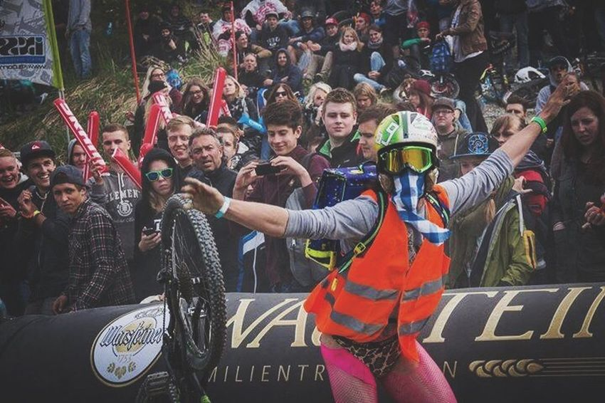 The Color Of Sport Sport Sports Photography OurLifeStyle Crazy Moments Mountainbikelife Event Togetherness Large Group Of People Enjoyment Fun Leisure Activity Front View Spectator Performance Casual Clothing Canonphotography Madeby FlexoGrafie CyclingUnites