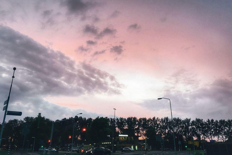 Clouds. Clouds And Sky Zaandam