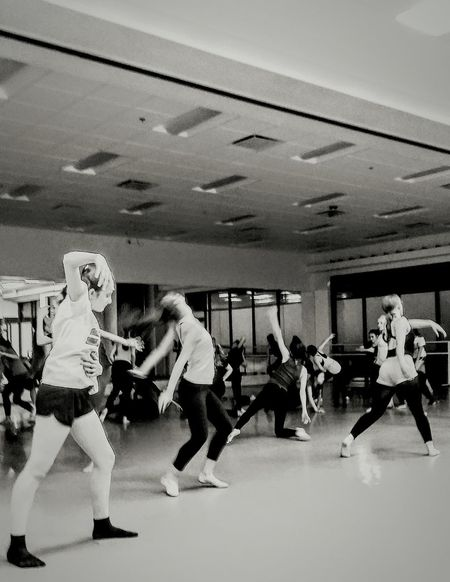 Indoors  Learning Competition Healthy Lifestyle Black And White Photography Studio Shot Real People Teamwork Lifestyles Performing Arts Event Dancer Dancing Enjoyment Teacherslife Studentlife  Choreographer  DANCE ♥ Arts Culture And Entertainment EyeEm Gallery Young Adult Irwin Collection Class Photo Dance Class Student black and white International Women's Day