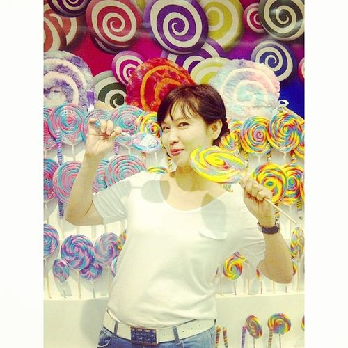 Candy oh candy @candylicious Takashimaya  Singapore 20140708 Outing Trusty Fun Joy Travel Trip Like