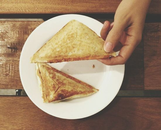 My Favorite Breakfast Moment Toast🍞 Toastbread Breakfast Simple Healthy Eating Food Homemade Two Is Better Than One