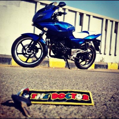 Photoshoot Pulsar220 TheDoctor ;)