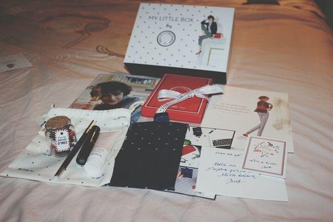 Mylittlebox Inesdelafressange Cosmetics Goodies Box