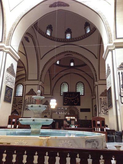 First Eyeem Photo IPhoneography Mosque Ottoman Huzur 💕