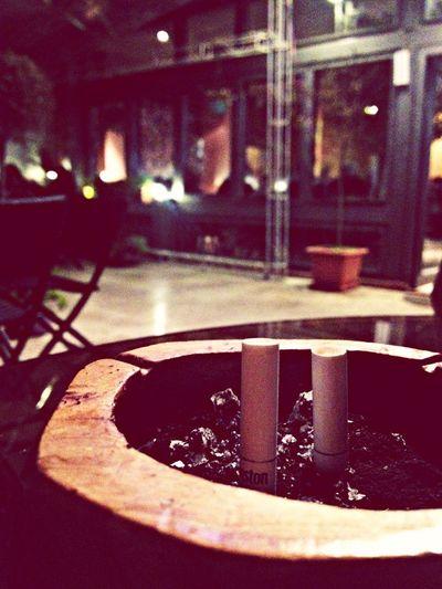 Cigarettes Cafe