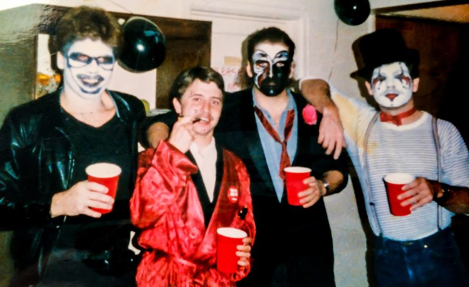 Halloween Puremichigan Msu 1985