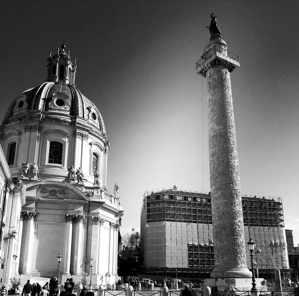 Rome Italy🇮🇹 Travel Eye4photography  Historic Noir Amazing Travel Photography City History Sky Architecture Building Exterior Built Structure