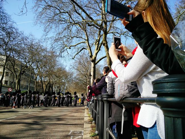 EyeEm Selects Outdoors Day Real People City People Parade Uk Soldiers