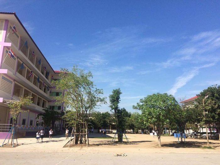 # SKY IN SCHOOL