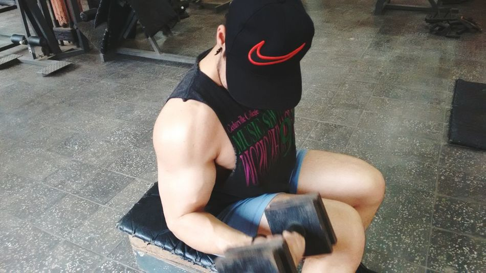 Gym Training ñemby Person