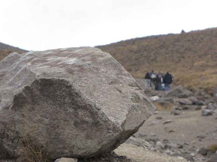 Landscape Nevado De Toluca Outdoors Perpective Piedra Rock - Object Vulcanic Landscape Vulcano