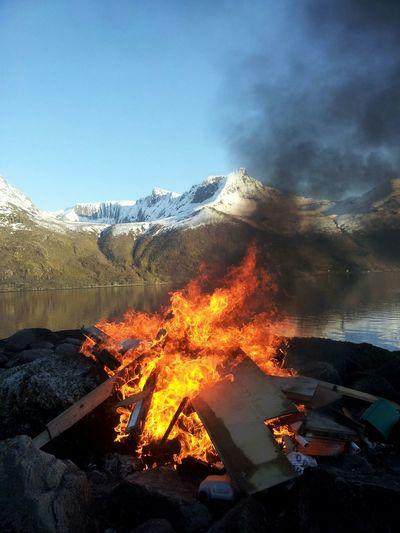 On fire :) Summer Norway Taking Photos Relaxing Enjoying Life First Eyeem Photo Hi!