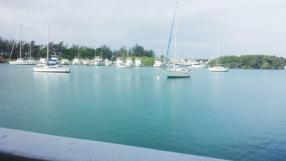 Beach Guancha En Ponce PR Boats Photography